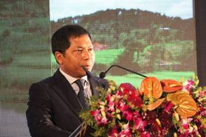 Congess should take on BJP to protect the nation: Meghalaya CM