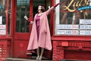 'Marvelous Mrs Maisel' picked for 2 seasons