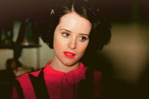 Claire Foy happy to leave 'The Crown'