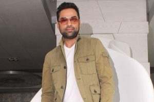 Not sure if I'll have courage to act in front of Dharmendra: Abhay Deol