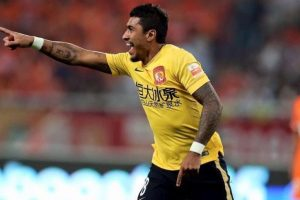 I'm happy at Guangzhou Evergrande, says Brazilian midfielder Paulinho
