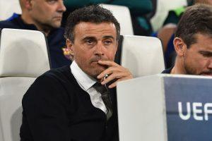 Luis Enrique takes entire blame for Barcelona's defeat to Juventus