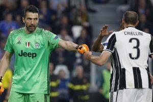 Gianluigi Buffon warns Juventus, says tie with Barcelona not over