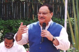 Govt to increase spending on healthcare to 2.5% of GDP: Nadda