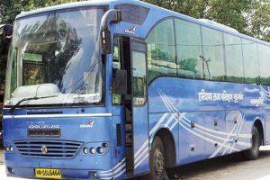 Haryana Roadways buses back on roads
