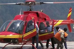 Trouble mounts for chopper service to Kedarnath shrine