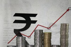Rupee spurts 7 paise against dollar after BJP wins polls