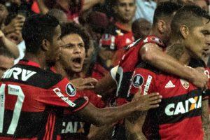 Copa Libertadores: Flamengo beat Atletico Paranaense