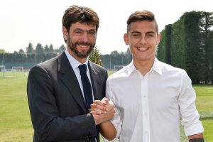 Paulo Dybala signs contract extension with Juventus