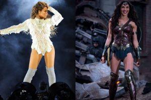 When Beyonce helped Gal Gadot nab Wonder Woman's role