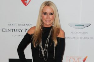 Kim Richards claims she dined with Donald Trump