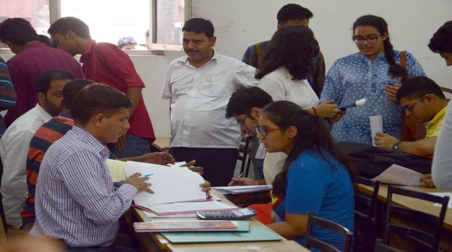 Major changes in offing under DU sports quota admission