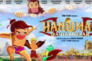 Makarand Deshpande to voice villain's character in 'Hanuman Da Damdaar'