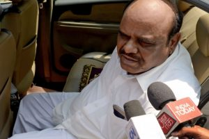 Plea moved in SC seeking suspension of CS Karnan's sentence