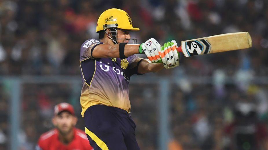IPL 2017: Gautam Gambhir leads Kolkata Knight Riders to win at Eden Gardens