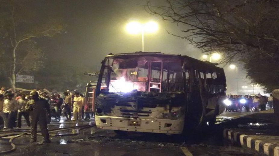 30 Tamil Nadu tourists hurt in bus accident near Shimla - The Statesman