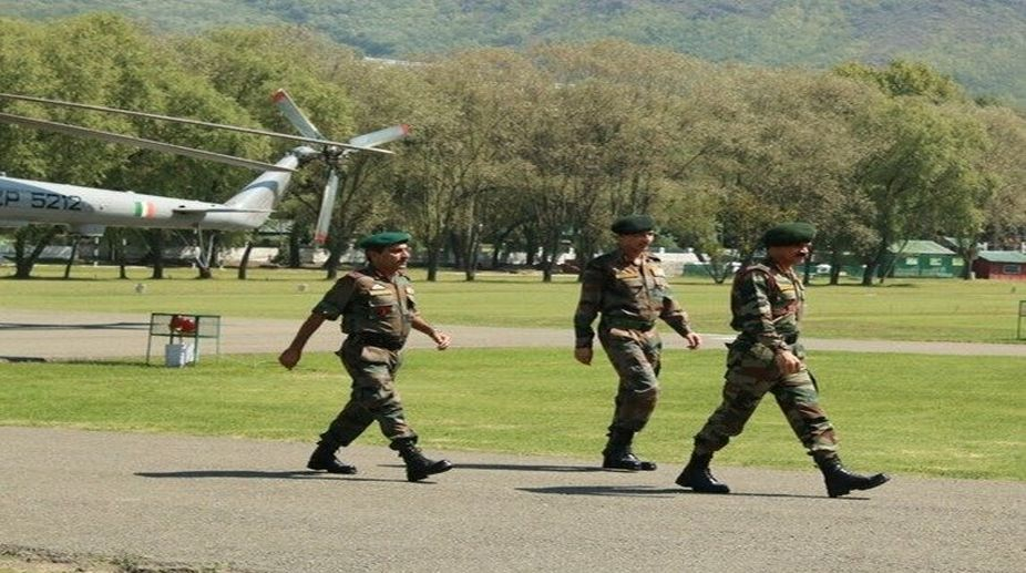 General B.S. Negi, Uttarakhand, reconnaissance, operational matters, troops, remote areas