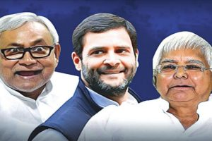 2017: Dramatic political realignments hogged limelight in Bihar