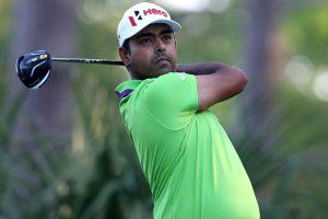 Anirban Lahiri cards 67 to lie tied 11th at Hilton Head