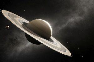 NASA Cassini probe captures Saturn's dawn in stunning image