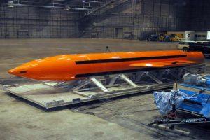 Huge US bomb kills dozens of IS militants: Afghan officials