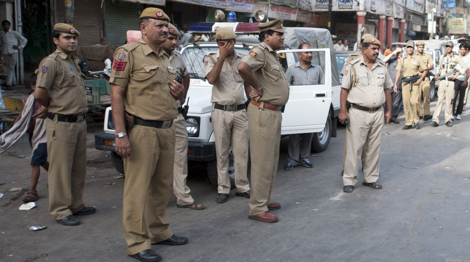 Tihar jail scuffle, Syed Shahid Yusuf, 18 injured, Delhi Police, Hizbul Mujahideen chief, Syed Salahuddin