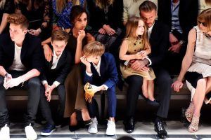 The Adorable Beckhams
