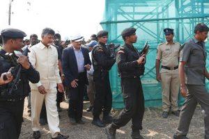 Andhra Pradesh CM lays foundation stone for Rs. 100-cr Ambedkar park