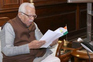 Need to improve law and order in UP: Governor
