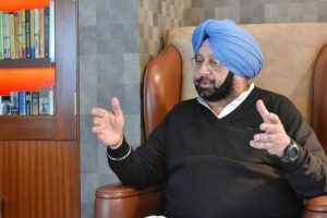 Those questioning my stand on Khalistan lack national pride: Amarinder