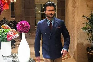 Anil Kapoor feels blessed to live his dream in showbiz