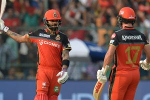 IPL 2017: RCB collapse after Virat Kohli's stellar show