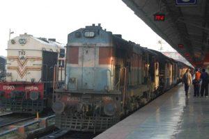 Platform construction work to affect 16 train services in Dehradun