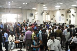 10,000 bank accounts opened in Chandigarh post note ban