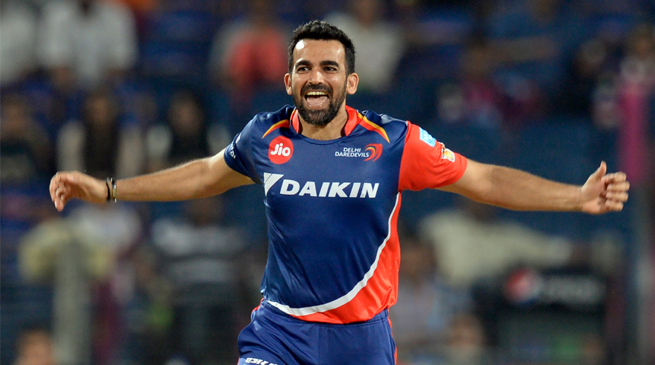 IPL 2017: Delhi Daredevils' Zaheer Khan ruled out of Sunrisers Hyderabad game