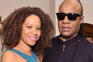 Stevie Wonder to wed Tomeeka in June?