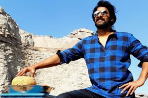 Was fascinated by superheroes as a kid: Prabhas
