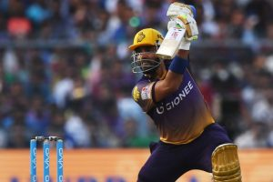 Uthappa's 68 takes Kolkata to 172/6 vs Hyderabad