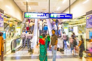 Ridership in Delhi Metro falls, up in buses