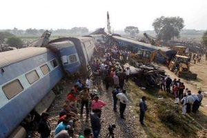 Utkal derailment: Action taken against Secy-level officer, 7 others