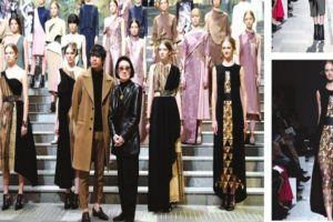 Innovative fabrics bark up Tokyo fashion tree