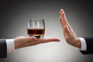 Say 'No' to alcohol in a relishing way