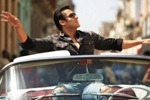 Salman Khan rehearses for world tour