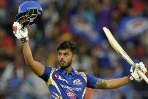 IPL 2017: Consistent Nitish Rana drives Mumbai Indians to 4th consecutive win