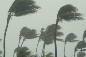 Cyclonic storm hits parts of Meghalaya