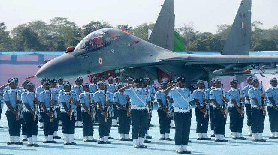 IAF, India