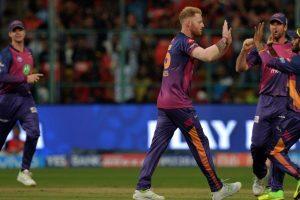 IPL 2017: Ben Stokes shines as RPS beat RCB to end losing streak