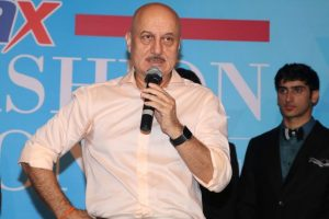 NCC educated me about life: Anupam Kher