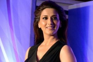 Small screen has grown by leaps, bounds: Sonali Bendre