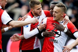 Feyenoord and Ajax make no mistake in Dutch title race